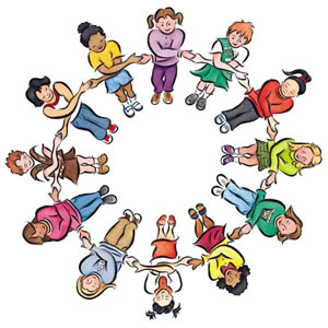 children-ring-anti-bullying