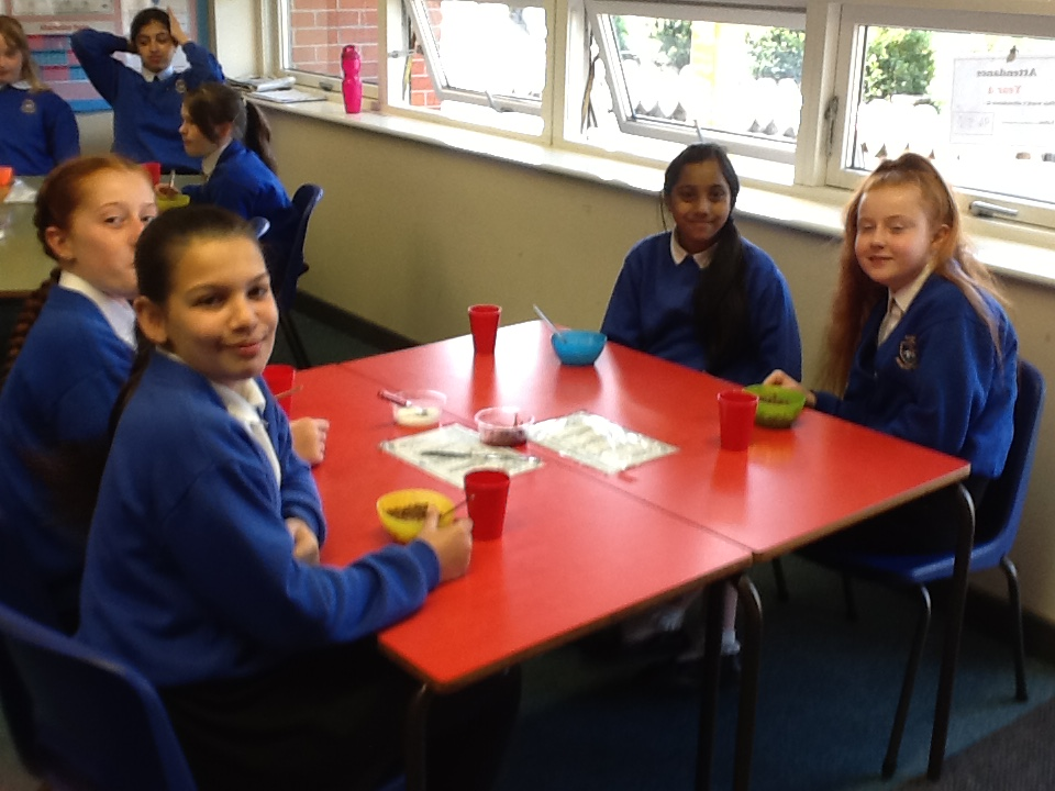 SATs Breakfast Club - Howes Primary School